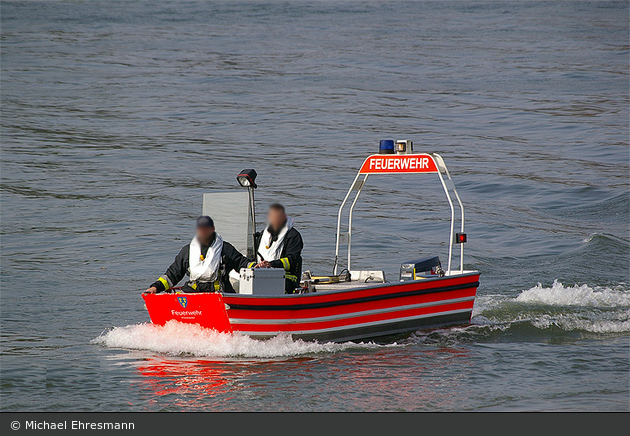 Florian Wiesbaden Rettungsboot