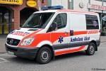 Ambulanz Akut - KTW (HH-UF 662)