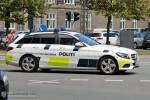 København - Politi - FuStW