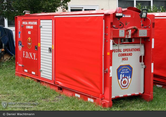 FDNY - Manhattan - Hydro Sub 3 - AB-HFS