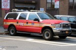 FDNY - Brooklyn - Fire Marshal - PKW