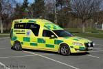 Habo - Ambulanssjukvård Jönköpings Län - Ambulans - 3 43-9810