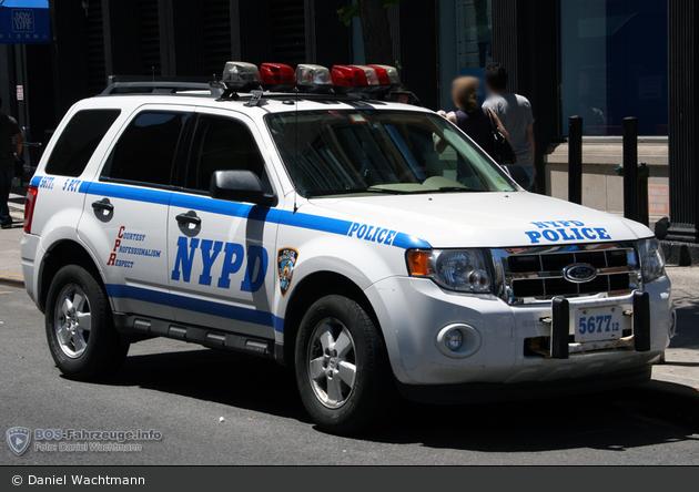NYPD - Manhattan - 05th Precinct - FuStW 5677