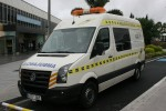 Santa Cruz de Tenerife - Ambulancias Vecindario SL - RTW