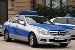 Polizei - Mercedes-Benz C-Klasse - FuStW