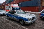 Polizei - Mercedes-Benz E-Klasse - FuStW