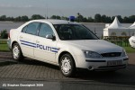 k.A. - Ford Mondeo II - FuStw