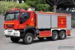Meppen - Feuerwehr - PTLF 4000