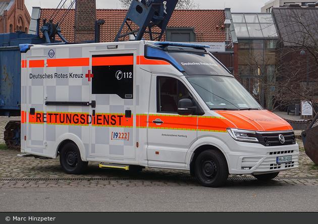 Rotkreuz Hamburg RTW (HH-RK 4008)