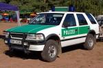 BAR-3120 - Opel Frontera - FuStW - WSP Hohensaaten (a.D.)