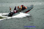 """Polizei Flensburg - Schlauchboot """"Speedy"""""""