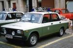 Berlin - Lada 1300 S Nova - FuStW (a.D.)