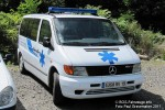 Uzerche - Ambulances Lescure - KTW