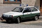 Volkspolizei - Lada Samara - FuStW