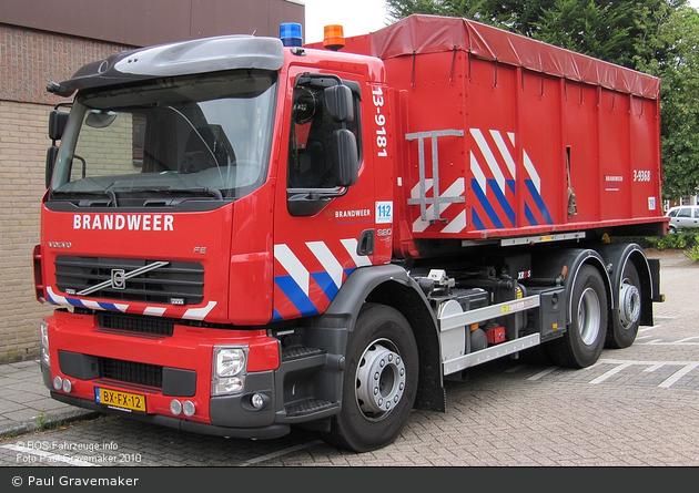 Duivendrecht - Brandweer - WLF - 13-9181