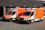 NRW - FF Waltrop - Generationswechsel RTW