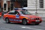 London - Metropolitan Police Service - Diplomatic Protection Group - FuStW - 87 (a.D.)