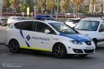 Barcelona - Policía Portuaria - FuStW - V-30