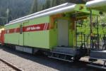 Klosters - Rhätische Bahn - Rettungszug (Gerätewagen)