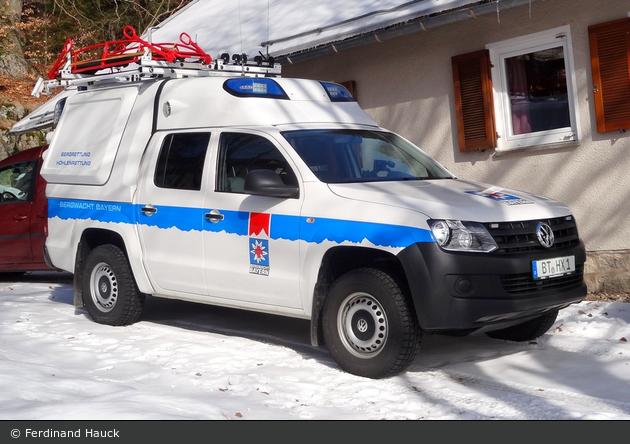 Bergwacht Mehrzweckfahrzeug Bayreuth