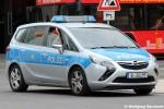 B-30195 - Opel Zafira Tourer - FuStW