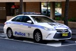 Gosford - New South Wales Police Force - FuStW - BW39