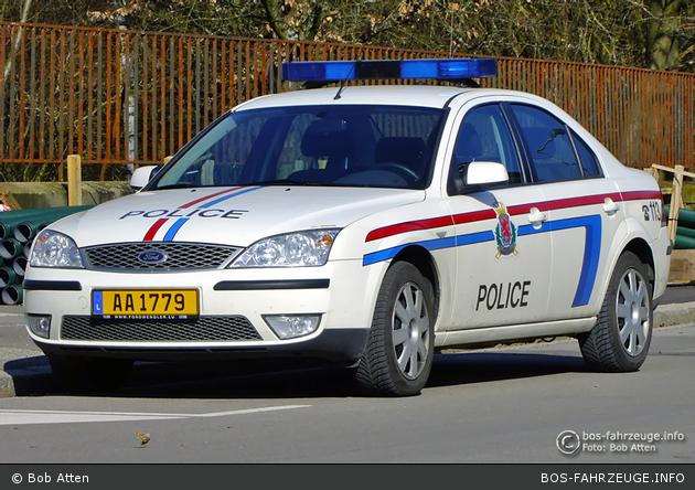 AA 1779 - Police Grand-Ducale - FuStW