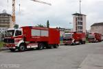 AT - Linz - BF - Sattelzüge