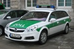 BW - Stuttgart - Opel Vectra Caravan - FuStW
