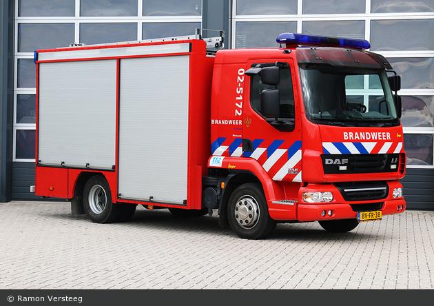 Waadhoeke - Brandweer - RW - 02-5172