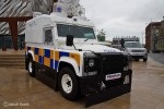 Land Rover Defender - Penman - Public Order Vehicle