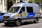 Budapest - Rendőrség - Készenléti Rendőrség - HGruKw