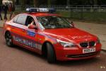 London - Metropolitan Police Service - Diplomatic Protection Group - FuStW - 13
