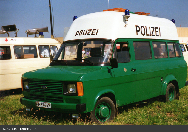 HH-7447 - Ford Transit - BefKw (a.D.)