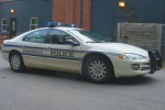 Clarksville - Police Department - Patrol Car