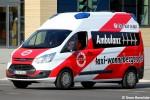 Krankentransport Taxi-Wonneberger - KTW (B-TW 1142)