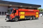 Gävle - Gästrike Räddningstjänst - Tankbil - 2 26-1040