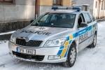 Kolínec - Policie - FuStW