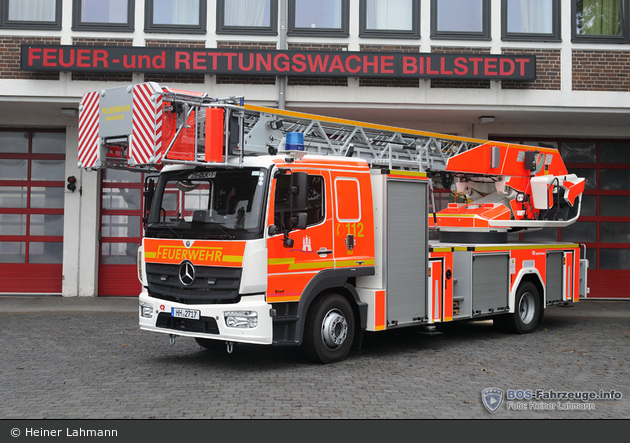 Florian Hamburg 25 DLK 1 (HH-2717)