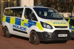 London - Metropolitan Police Service - leMKw - CAW