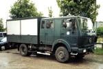 BePo - MB 1017 A - Gerätekraftwagen
