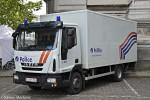 Etterbeek - Police Fédérale - Direction de la Protection - LKW