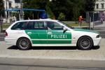 Chemnitz - BMW 5er touring - FuStW