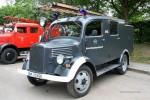 Feuerlöschpolizei - unbekannter Ort -  LLG (a.D.)