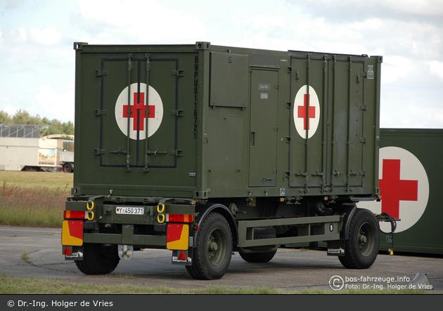unbekannt - Sanitätsdienst - Anhänger