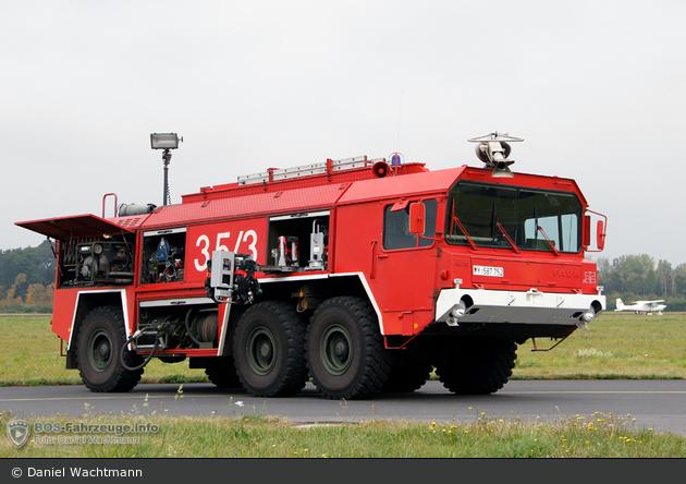 Nörvenich - Feuerwehr - FlKFZ 3500 (35/03) (A.D.)