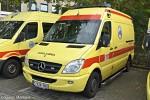 Rumst - Ambulancecentrum Antwerpen - KTW - 75