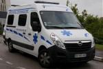 Dunkerque - Ambulances Coudekerquoises Dewitte - KTW