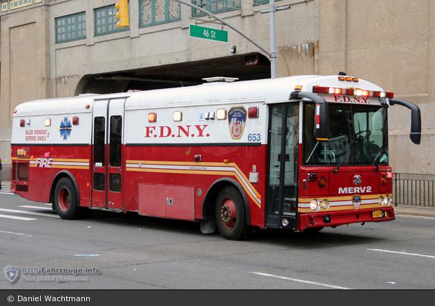 FDNY - EMS - MERV 2 - GRTW 653