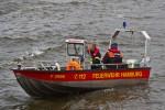 Florian Hamburg Spadenland Kleinboot